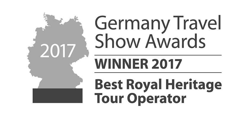 Inghams winner of Best Royal Heritage Tour Operator Award.jpg